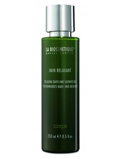 BAIN RELAXANT Natural Cosmetic La Biosthetique  gel de ducha con minerales