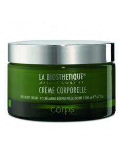 CREME CORPORELLE Natural Cosmetic La Biosthetique cuidado corporal nutritivo