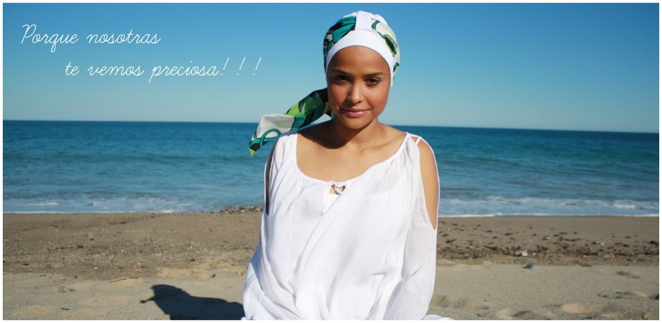 tienda on line gorrros turbantes pañuelos oncologicos quimioterapia