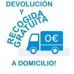 devolucion y recogida gratuita