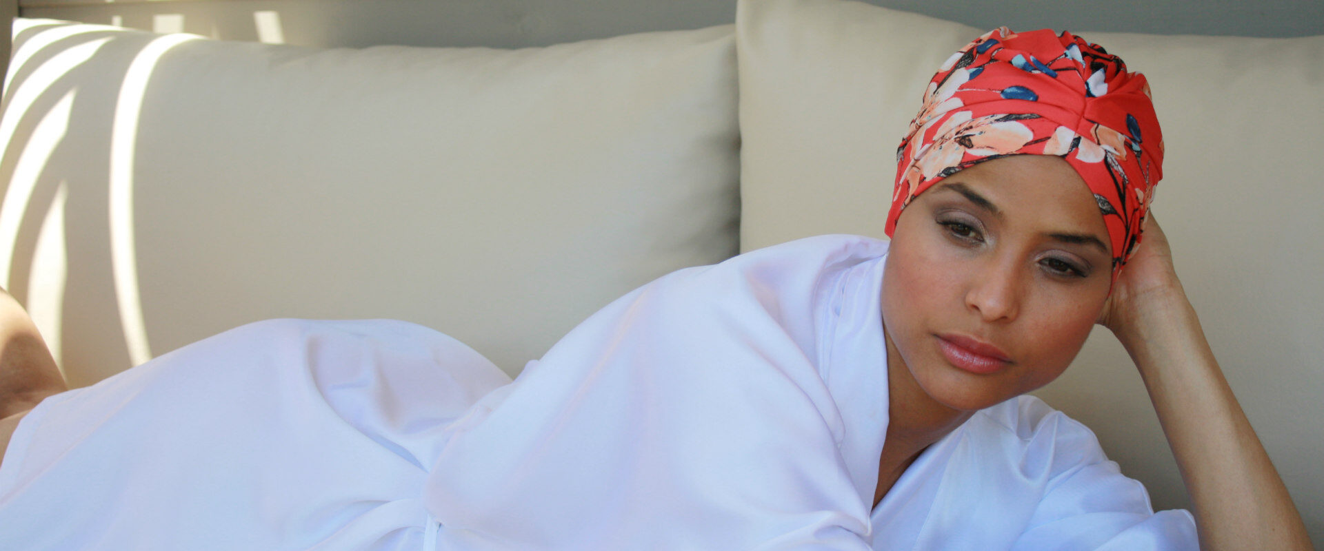 pañuelo quimioterapia verano
