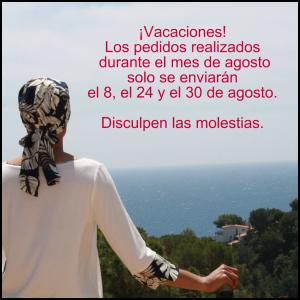 pedidos vacaciones
