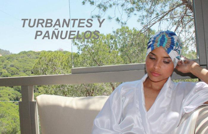 turbantes y pañuelos oncologicos